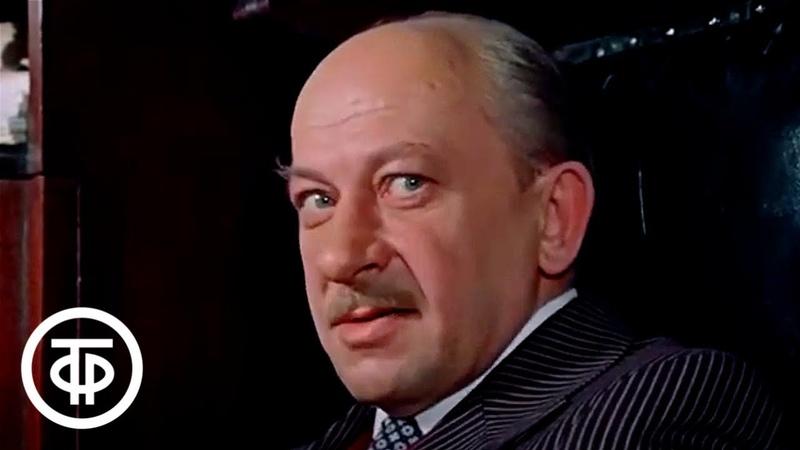 Как взяли вора Петра Ручникова Место встречи изменить нельзя 1979