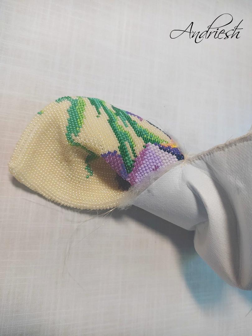 Как я сшиваю донышко и вшиваю в сумки подклад и фермуар., изображение №19
