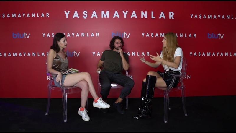 Yaşamayanlar Selma Ergeç ve Birkan Sokullu - FilmLoverss Özel Röportaj 2