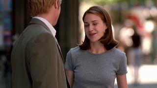 Моё сердце открыто для стрелы ... отрывок из фильма (Знакомьтесь, Джо Блэк/Meet Joe Black)1998