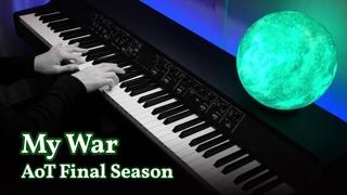 Boku no Sensou (My War) - Attack on Titan: Final Season [Piano] / Shinsei Kamattechan