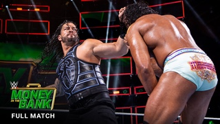 #My1 Roman Reigns vs. Jinder Mahal: WWE Money in the Bank 2018