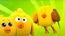 Цыпа Цыпа Цыпа - Ми-ми-мишки   Сборник серий про цыплёнка (Мишки Мимимишки Мультик)