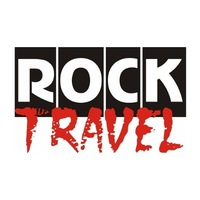 Логотип Rock Travel / Автобусные туры на концерты