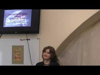 """""""Поговори со мною, мама"""" Поёт Елена Соколова, концертмейстер Светлана Шередека"""