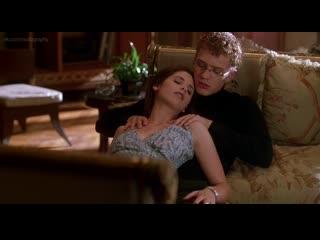 Сара Мишель Геллар (Sarah Michelle Gellar) - Жестокие игры (Cruel Intentions, 1999, Роджер Камбл) 1080p BluRay Голая Секси!