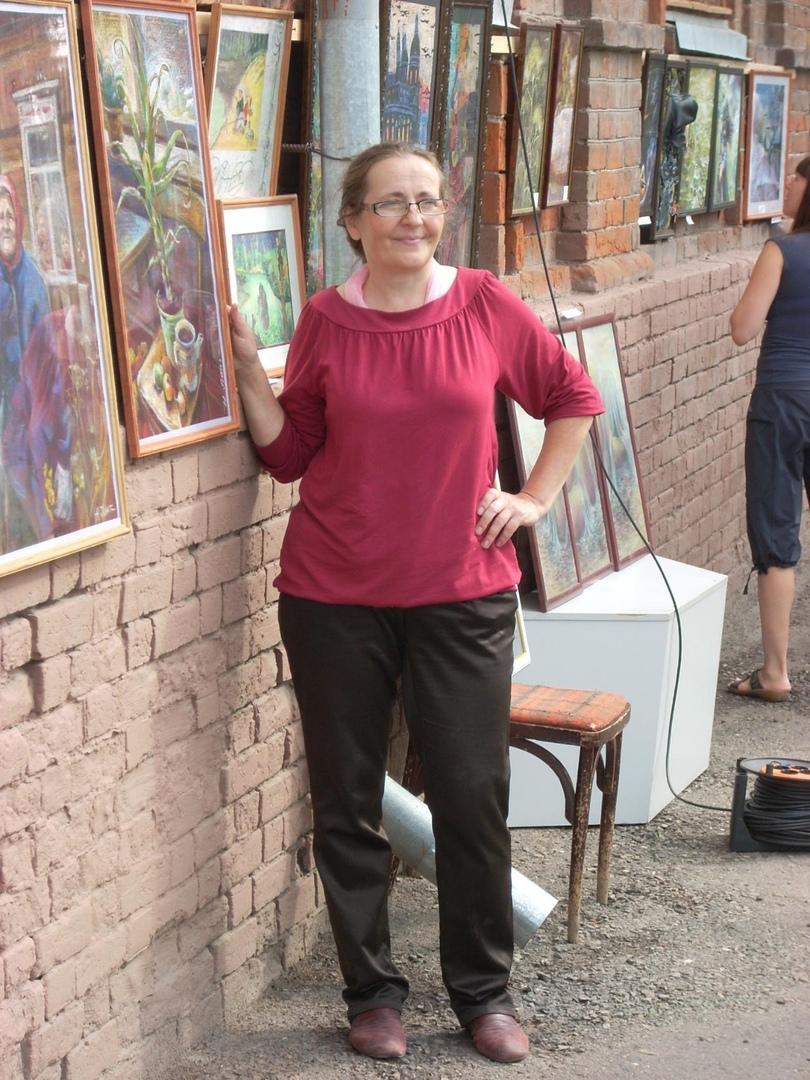 Выставка «Аллея художников 4», 2013 г.