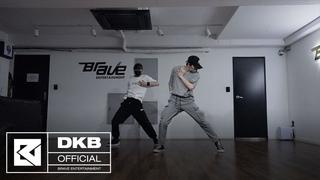 — 210714 Heechan, Yuku - Monster (Shawn Mendes, Justin Bieber) @ Dance Practice by DKB