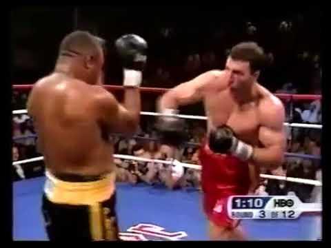 Wladimir Klitschko vs Ray Mercer Highlights