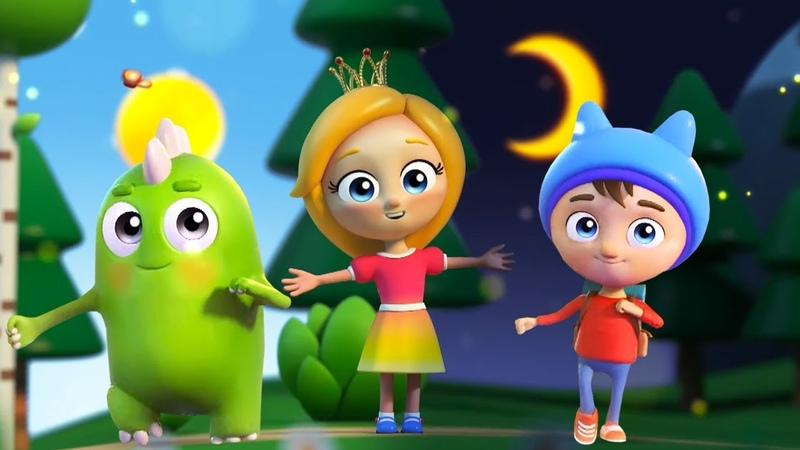 Çizgi film Türkçe izle Bebek şarkıları Sina ve Lo Güneş ve Ay Çocuklar için