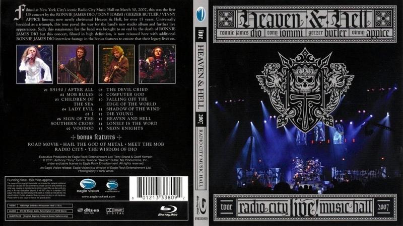 Heaven Hell Radio City Music Hall Live 60FPS