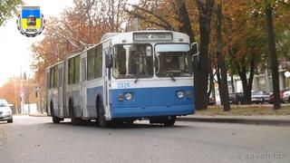 Черкасский троллейбус- ЗиУ-683Б №2026