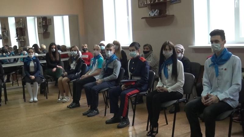 Телеканал АСКЭТ Глава города Алчевска встретилась с детьми вернувшимися из Артека 03 12 2020