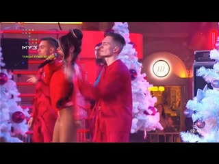 Бьянка - Травой (Танцы! Ёлка! МУЗ-ТВ!, 2020)