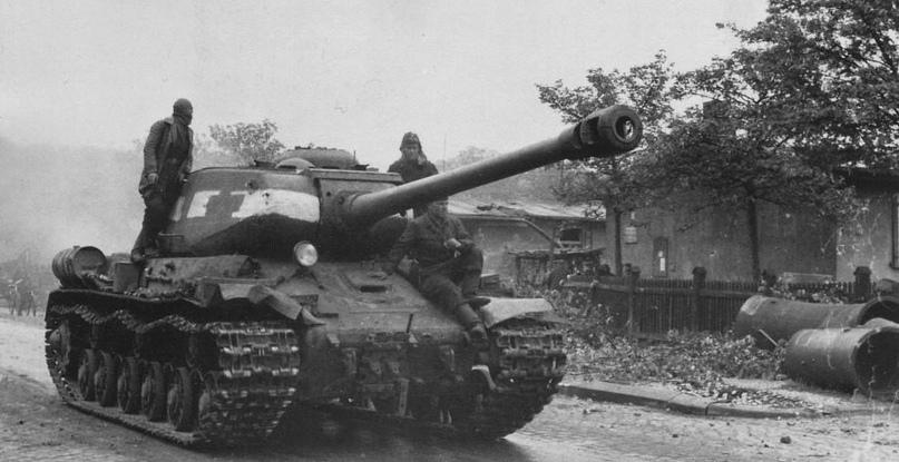 Kак советские танки вoевать учились