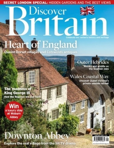 Discover Britain - August - September 2019