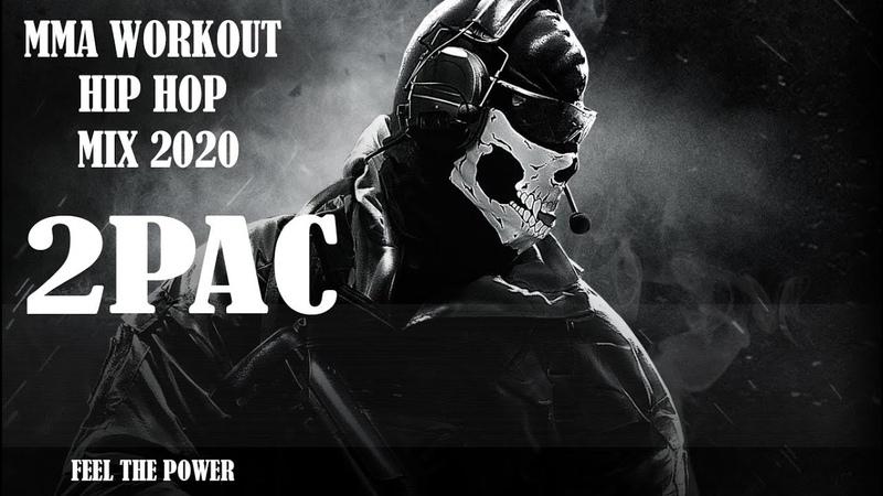 Aggressive Workout Hip Hop Mix 2020 2Pac Rap MMA Music Remix Motivation Mix Trap Mix