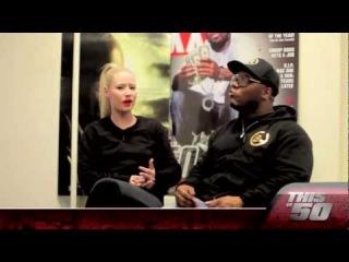 Iggy Azalea – Interview «ThisIs50» (2012)