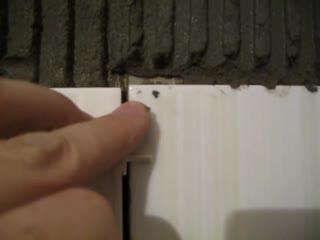 Ошибки начинающих при укладке плитки