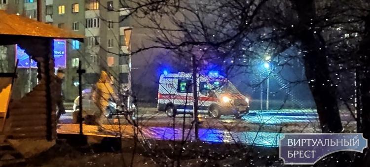 На ул. Волгоградской в Бресте на переходе сбили пешехода