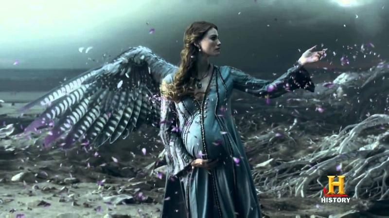 Vikings Season 2 teaser trailer History Channel 2014