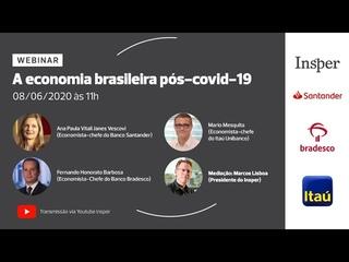 A Economia Brasileira pós-Covid