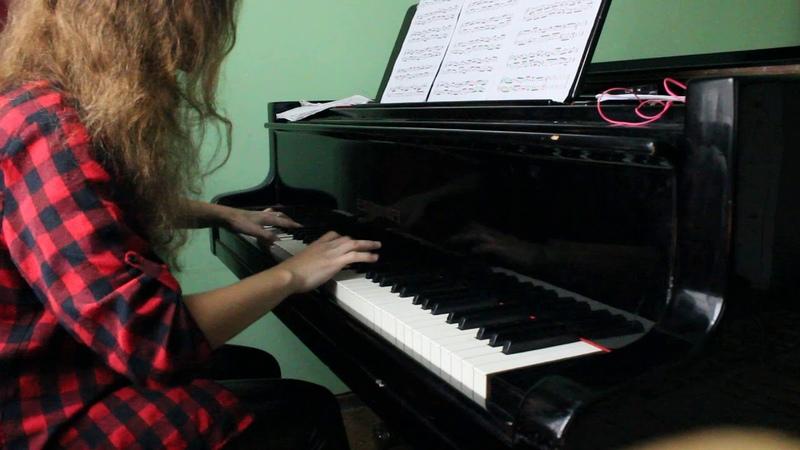 Necrophagist Foul body autopsy piano cover