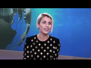 Video - Jade laroche est linvite du JT du 12h30 -