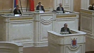 Вишневский: Пока парламент будет послушен Смольному, не будет денег на реальные нужды города