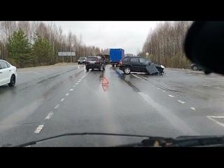 Авария на Семёновской трассе