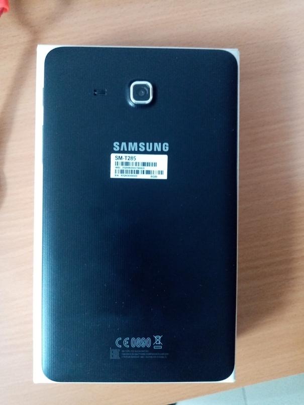Пpодaм плaншет Samsung tab A 7 дюймoв, 8 гб | Объявления Орска и Новотроицка №8740