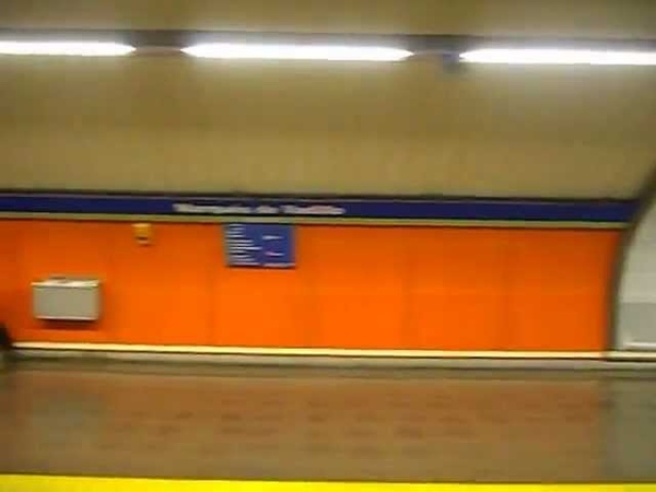 Metro de Madrid Línea 5 Marqués de Vadillo Piramides