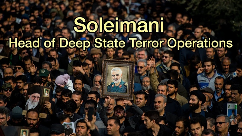 Soleimani Led Deep State Terror Gen Vallely Defused WW3 Deep State Furious w Dave Janda 1of2
