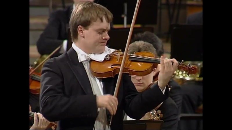 MOZART Violin Concerto No.5 K.219 Zimmermann