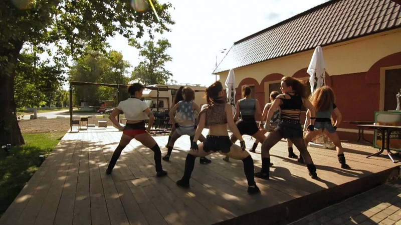 Who is your Daddy? reggaeton Tequila Boom, choreo by Vika Shcheglova