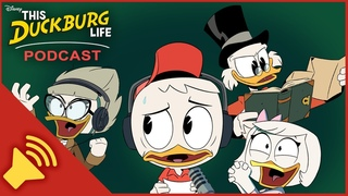 DuckTales Podcast | Episode 4: Ghost Library | Scrooge McDuck | Disney XD