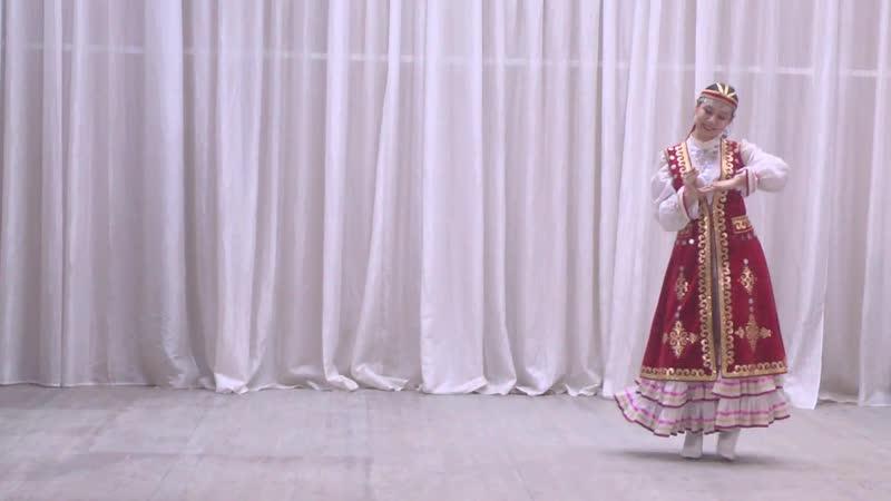 Башкирский танец Бишбармак исп Наиля Музафарова ансамбль танца Танцевальный городок рук Шаяхметова З Н