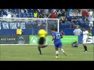 Oscar amazing goal vs Inter Milan 2013