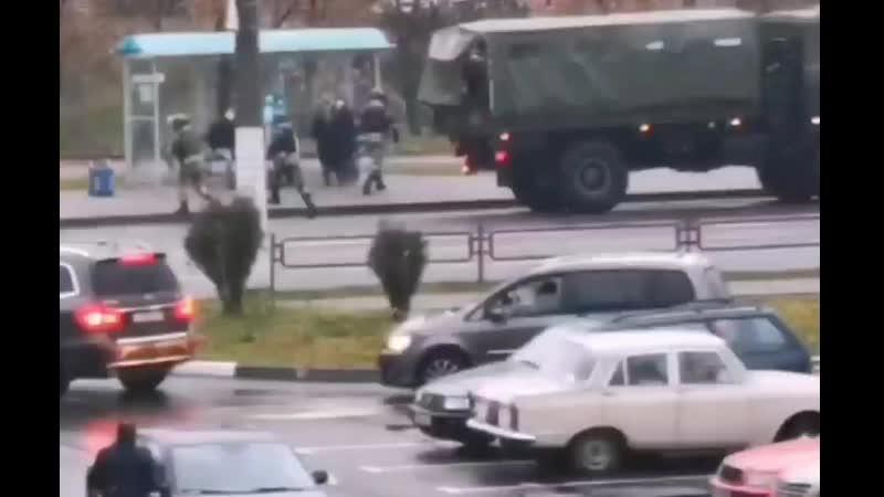 Сотрудники СОБР Алмаз МВД РБ Альфа КГБ РБ и ССО РБ Минск 22 ноября 2020 года 8