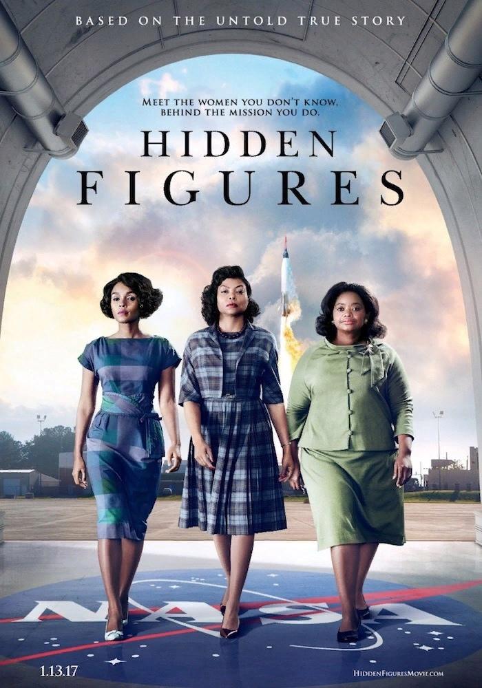 Скрытые фигуры / Hidden Figures
