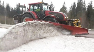 Best Machine!!! This all snow removal heavy equipment operating so good