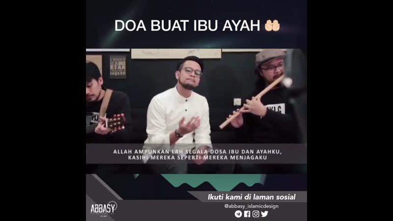 DOA BUAT IBU AYAH