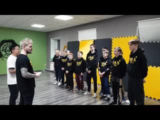 Брейк данс в Томске | Школа танца Бит Бомбит | Получение разрядов