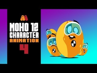 Moho 12 Character Animation 4