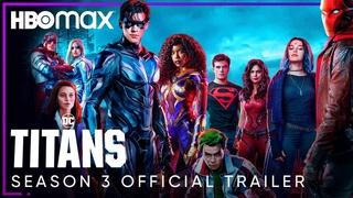 Titans Season 3 | Official Trailer | HBO Max