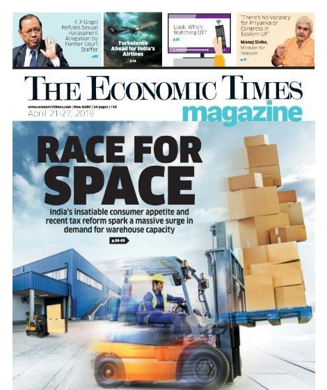 The Economic Times April 21 2019