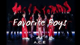 (에이스) - 도깨비(Favorite Boys) cover by Mysterious Road