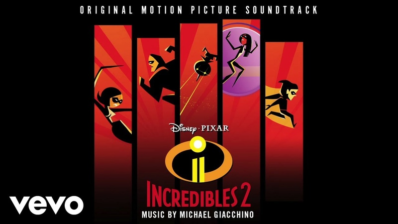 Michael Giacchino Searching for a Screenslaver From Incredibles 2 Audio Only