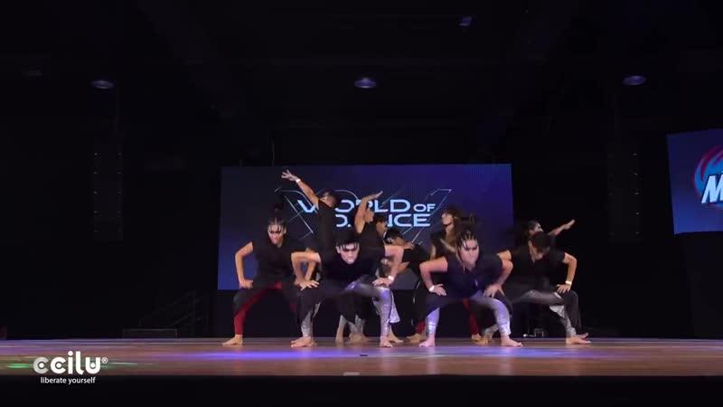 Mov 3rd Place Team Winners Circle World of Dance Bolivia 2020 WODBO2020 ANUczJwZOqs