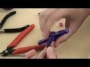 Как пользоваться Econo Твист n Curl (инструмент для формирования колец, спиралей и тд.)
